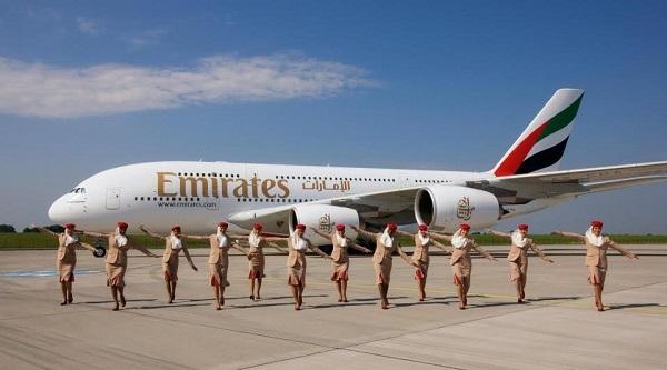emirates schiphol